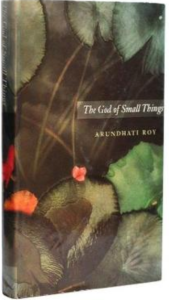 "Arundhati Roy's book """"The God of Small Things"""