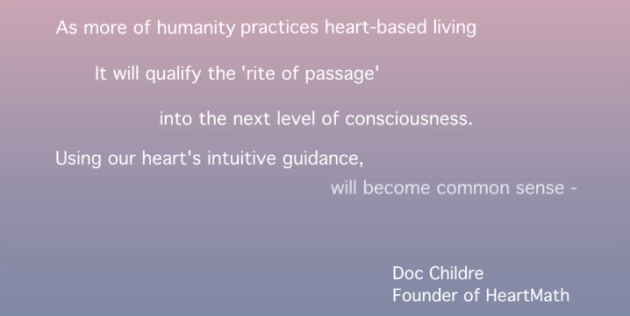Doc Childre, HeartMath