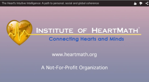 Institute of HeartMath connecting hearts and minds