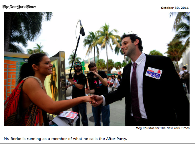 Who Is Running For Miami Beach Mayor