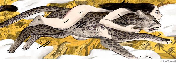 Pity_Earths_Creatures_Jillian_Tasmaki_illustration