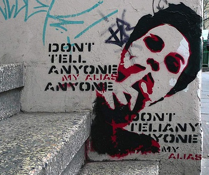 Alias works: Don't Tell Anyone
