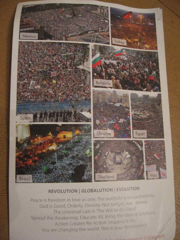 theglobalmovement, The global movement Revolution, Globalization,  Evolution