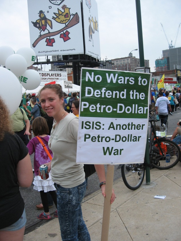 No Wars to Defend Petro Dollar