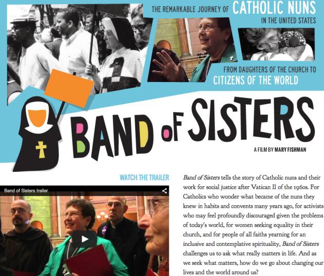 Catholic Nuns, USA, Band of Sisters
