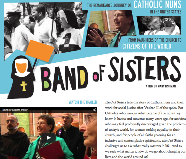 Catholic Nuns, USA, Band of Sisters