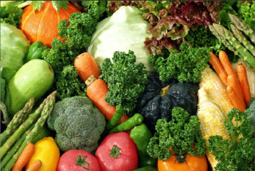 micro-nutrients, fruits, veggies