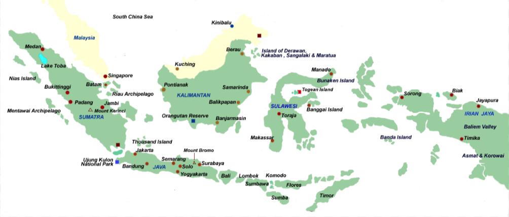 Indonesian Archipelago