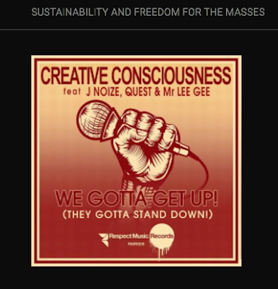 Creative Consciousness, Sustainability. Freedom