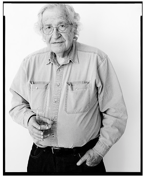Noam Chomsky-information website