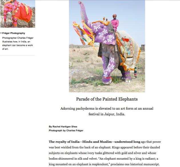 Hindu, Muslim. NGM, National Geographic Magazine