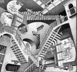 Inception, Godel Escher and Bach
