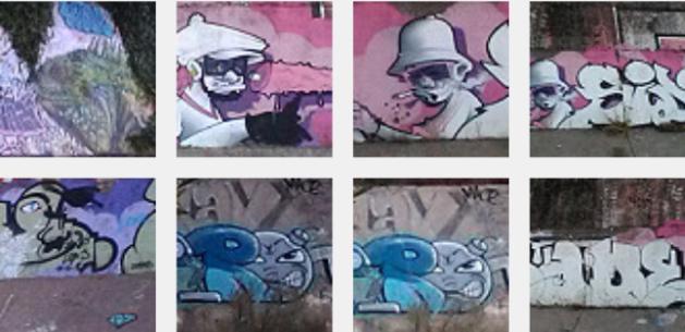 graffiti, Montpellier, France