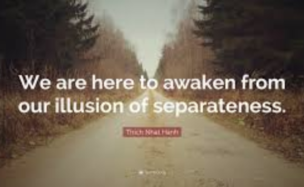 Thich Nhat Hanh Awaken from our Illusion of Separateness