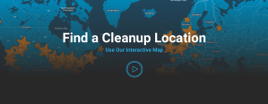 Find a Cleanup Location, Suit Up To Clean Up, Saturday September 15th