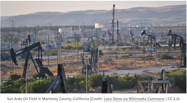 San Ardo Oil Field, Monterey County, California, Center for Biological Diversity