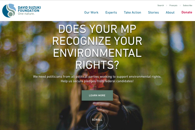 Does your MP Representative Recognize you Environmental Rights