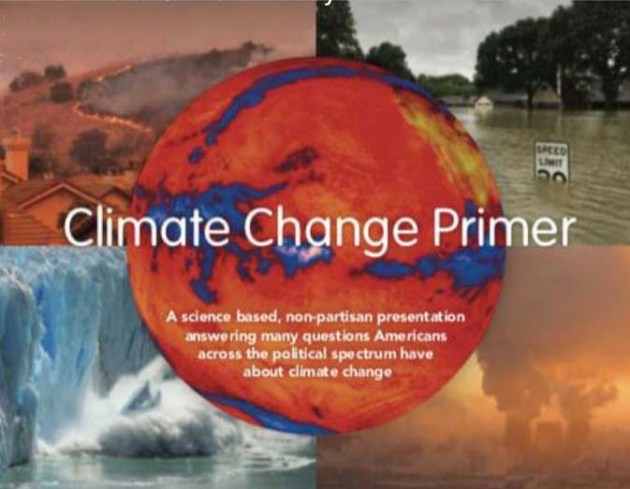 c-change conversations, Citizens Climate Change Primer, Climate Change 101 for skeptics
