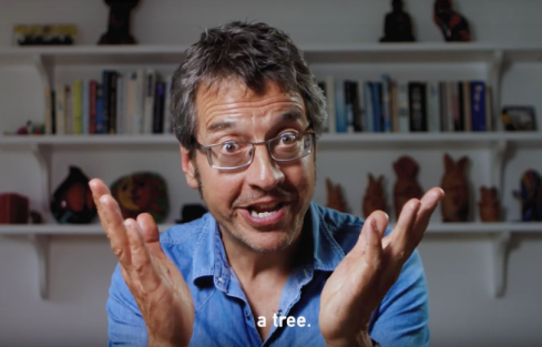 Nature Now video feat. George Monbiot