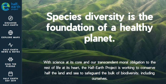 Half-Earth Project, Species Diversity, Healthy Planet